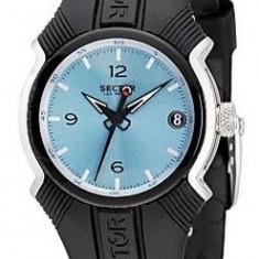 Sector R3251195535 ceas dama nou 100% original. Garantie. Livrare rapida., Casual, Quartz, Inox, Cauciuc, Data