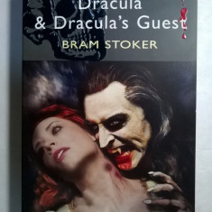Bram Stoker - Dracula & Dracula's Guest - Carte in engleza
