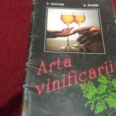 P DIACONU - ARTA VINIFICARII
