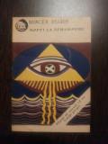 MIRCEA ELIADE - Nopti la Serampore - Editura V.V. Press, 1990, 96 p.