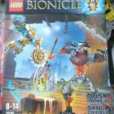 Lego Bionicle Original 70795 - Mask Maker vs. Skull Grinder - nou, sigilat