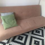 Canapea mica extensibila Kika