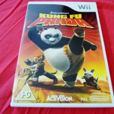 Kung Fu Panda, Wii, original, PAL - Jocuri WII Altele, Actiune, 3+, Single player