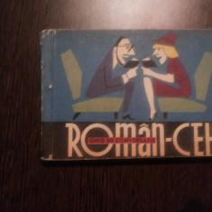 GHID DE CONVERSATIE ROMAN - CEH - T. Dobritoiu-Alexandru - Stiintifica, 1966