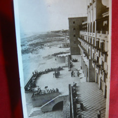 Ilustrata Mamaia - REX 1956 - Carte Postala Dobrogea dupa 1918, Circulata, Fotografie