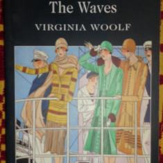 Virginia Woolf - The Waves ( valurile / carte in lb.engleza /172pagini - Carte in engleza
