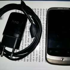 HTC Wildfire - Telefon mobil HTC Wildfire, Maro, Neblocat
