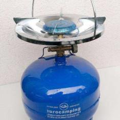 Butelie de voiaj 3Litri + arzator - Aragaz/Arzator camping