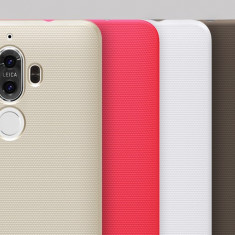 Husa HUAWEI Mate 9 Super Frosted Shield + Folie by Nillkin Gold