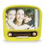 Ramă Foto Sticlă Radio Nostalgic