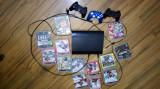 PlayStation 3 Super Slim 500 GB + 13 jocuri PS3