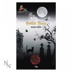 Bețișoare de tămâie - Gothic Rose