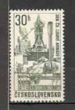 Cehoslovacia.1967 Ziua Armatei  CC.285, Nestampilat