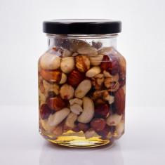 Miere cu Mix de Nuci - 400 grame - Dulciuri