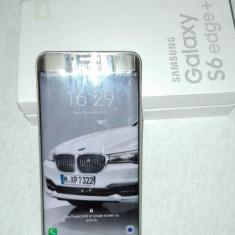 Samsung S6 Edge+ - Telefon Samsung, Argintiu, 32GB, Neblocat, Single SIM