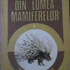 Din Lumea Mamiferelor Vol.1 Mamifere Terestre - D. Murariu, 391902 - Carti Agronomie
