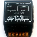 Controller solar 20A