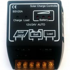 Regulator / Controller solar 20A