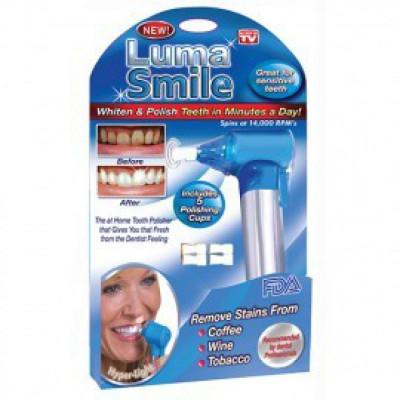 Aparat pentru albit dintii Luma Smile foto