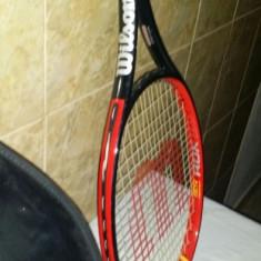 Racheta Wilson Pentru Tenis de Camp + Husa - Racheta tenis de camp