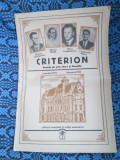 Revista CRITERION octombrie 1934 - februarie 1935 (colectia completa anastatica)
