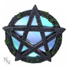 Oglindă perete Pentagramă