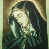 Goblen Portret Fecioara Maria - Tapiterie Goblen