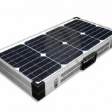 "Kit solar tip "" Koffer "" 60W monocristalin – 12V - Panou solar"