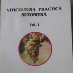 Viticultura Practica Sezoniera Vol.1 Intretinerea Plantatiilo - Ion Alexandrescu Petru Pituc Vasile Babusanu Dumit, 391905 - Carti Agronomie