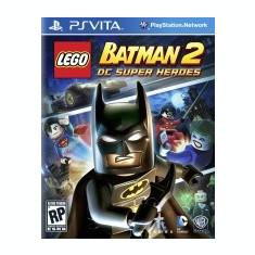 Lego Batman 2 Dc Super Heroes Ps Vita, Actiune, 3+, Single player