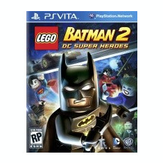 Lego Batman 2 Dc Super Heroes Ps Vita - Jocuri PS Vita, Actiune, 3+, Single player