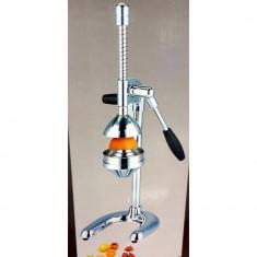 Storcator inox manual de citrice profesional