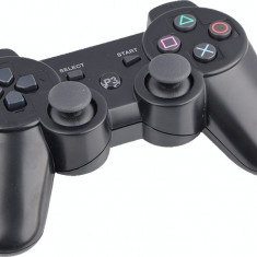 CONTROLLER PT.SONY PLAYSTATION PS3 WIRELESS ,BLUETOOTH,DUAL SHOCK 3,SIGILAT.