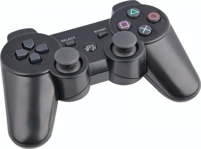 CONTROLLER PT.SONY PLAYSTATION PS3 WIRELESS ,BLUETOOTH,DUAL SHOCK 3,SIGILAT.