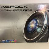 Placa de baza ASRock, Socket 1155, Pentru INTEL, DDR 3, ATX