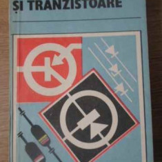 Diode Si Tranzistoare - Rodica Irina Rabeja, 391966 - Carti Electrotehnica