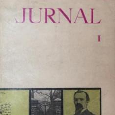 MAIORESCU TITU, JURNAL (5 Volume) - JURNAL, 5 Volume (Vol. I, Vol. II, Vol. III, Vol. V si Vol. VI), TITU MAIORESCU - Eseu