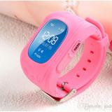 Smartwatch K5- ceas gps pentru copii -cartela SIM, buton SOS- garantie 24 luni, Aluminiu, watchOS