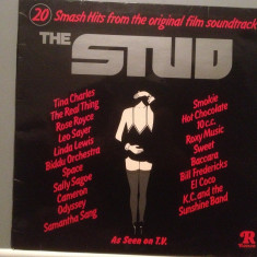 THE STUD (Soundtrack) - 20 SMASH HITS (1978/Ronco/RFG) - Vinil/Vinyl/(VG+) - Muzica Pop universal records