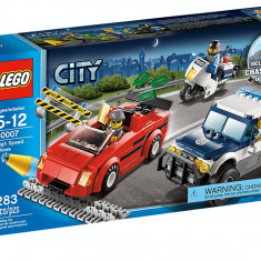 Set Lego CIty 60007