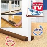 Protectie anti-curent usi si ferestre Twin Draft Guard