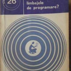 Ce Sant Limbajele De Programare - Cristian Calude ,392016