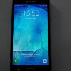 Samsung Galaxy J5 8GB Negru Single SIM - Telefon Samsung, Neblocat