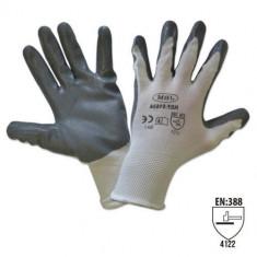 Manusi de lucru cu palma nitril T10 JBM, marimea L - Echipament lucru