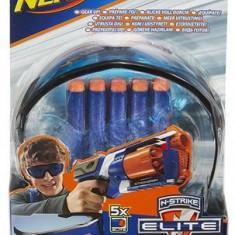 Ochelari Nerf N-Strike Elite Vision Gear Protection Goggles - Pistol de jucarie Hasbro