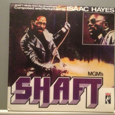 ISAAC HAYES - SHAFT - 2LP SET (1978/ZYX REC /RFG) - Vinil/Vinyl/Impecabil (NM) - Muzica R&B universal records