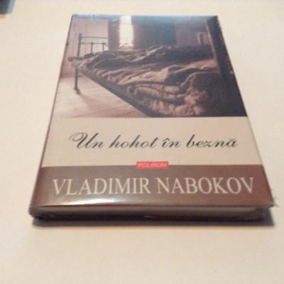 Vladimir Nabokov - UN HOHOT IN BEZNA ,RF10/2 foto