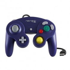 Retrolink Gamecube Classic Controller Usb Purple Pc