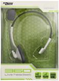 Kmd Live Headset White Xbox360, Casti