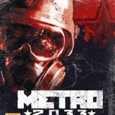 Metro 2033 Pc - Jocuri PC Thq, Shooting, 18+
